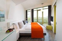 Pokój hotelowy - Hotel  Europeum w centrum Wrocławia