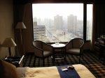 Widok z pokoju hotelowego